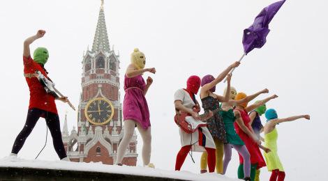 Meryem Ana bizi Putin'den kurtar!